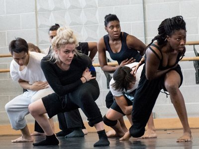 National Youth Dance Company » The Rashomon Effect/Vertical